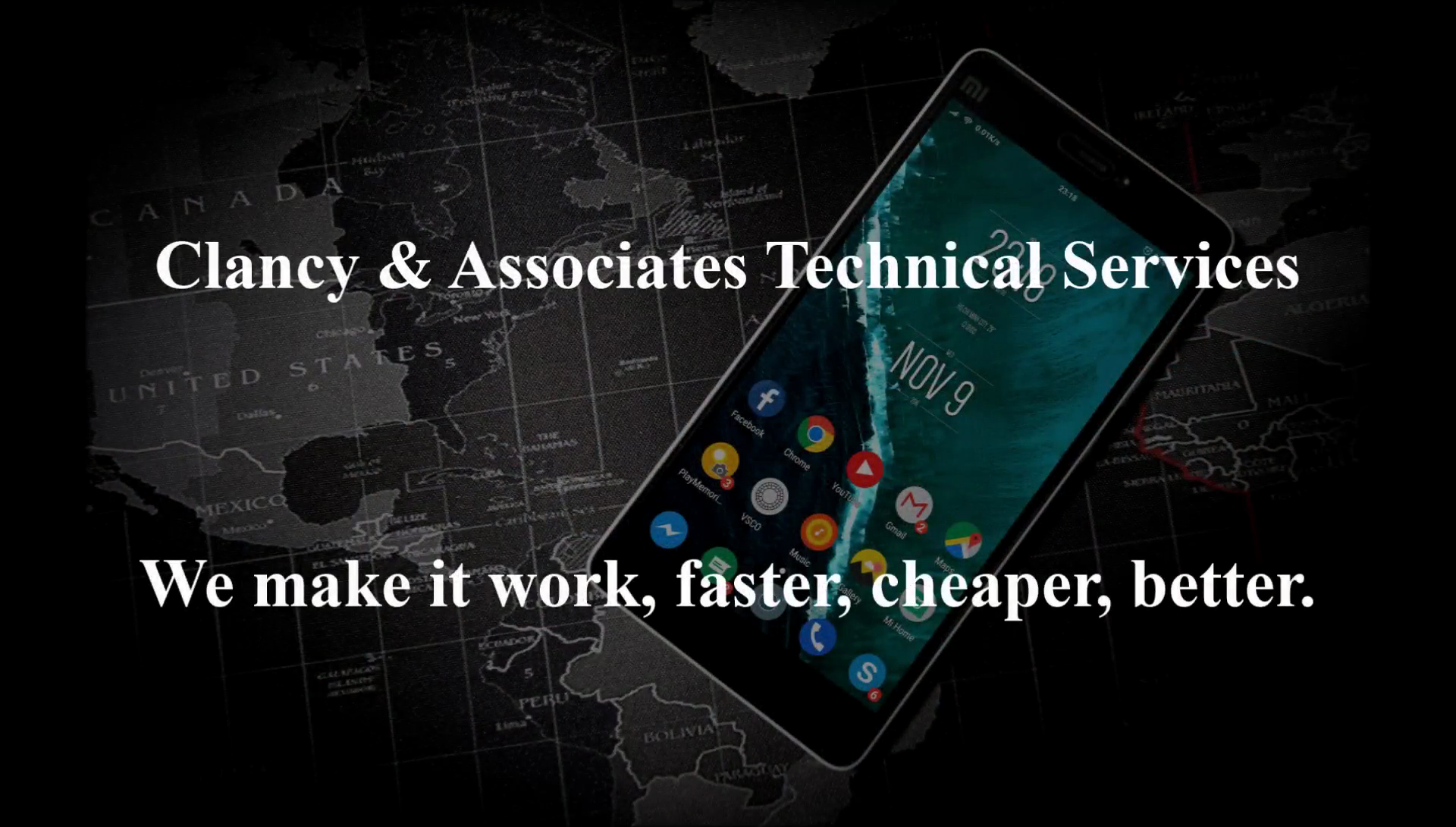 Clancy & Associates Technical Services
